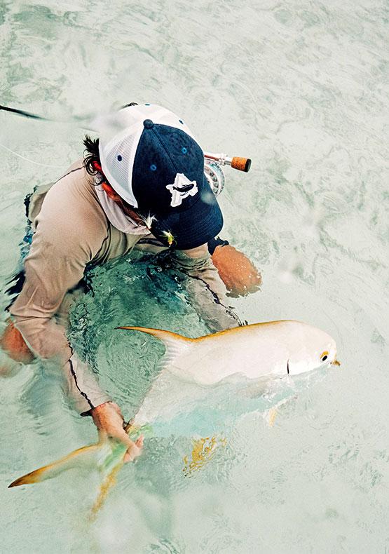 Fishing on Astove Atoll