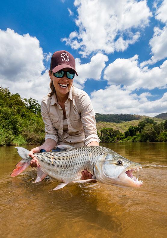 Tanzania Safari & Fly Fishing holidays