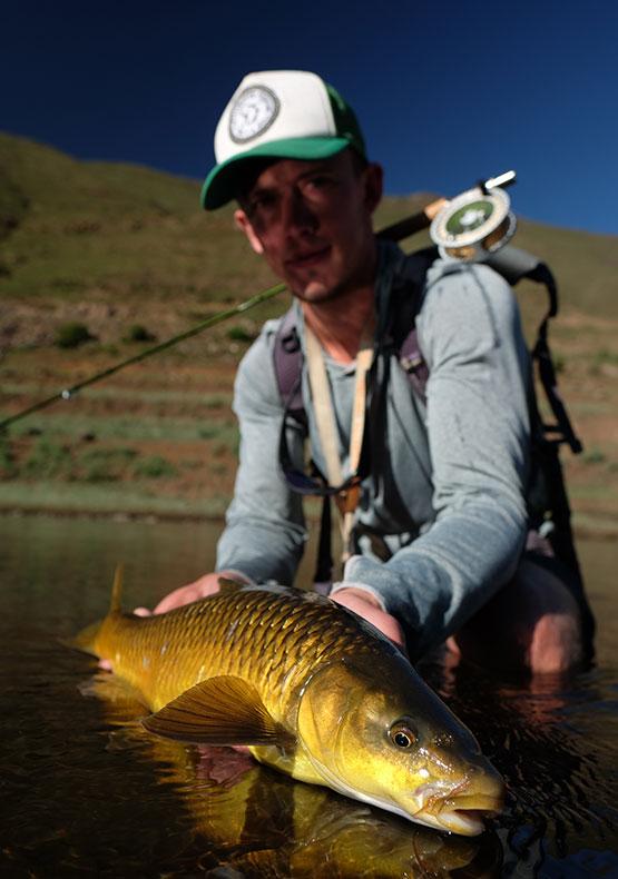 Lesotho fly fishing holidays