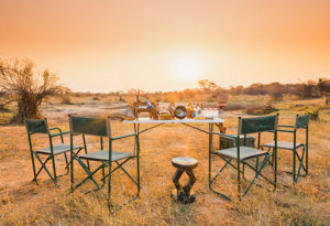 Activities at Verneys Camp Hwange National Park